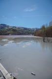 Nature polution Royalty Free Stock Image