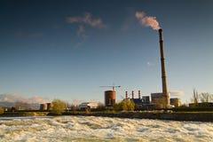 Nature and polution Stock Photos