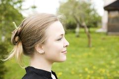 Nature Portrait Stock Image