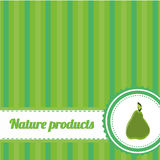 Nature products Stock Image