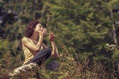 Nature rejoice Royalty Free Stock Photo