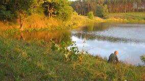 Nature, lake Stock Image