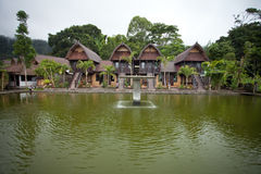 Nature resort Royalty Free Stock Photo