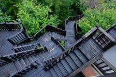 Nature resort in taiwan. Mountain national nature resort in taiwan royalty free stock photo