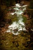 Nature - River. Gerês - River rnMother Nature Royalty Free Stock Photography