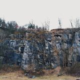 Nature. Rock formation Royalty Free Stock Photography
