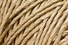 Nature rope Royalty Free Stock Photography
