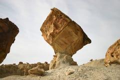 Nature's Balance on clay Stock Photo