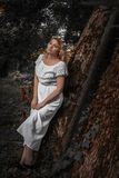 Nature;s bride Royalty Free Stock Image