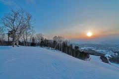 The nature of Sakhalin island, Russia. Stock Photos