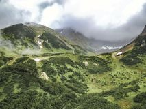 Nature sauvage du Kamtchatka Montagnes du Kamtchatka Nature du Kamtchatka, Russie photos stock