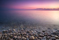 Nature sea background Stock Photo