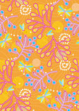 nature  seamless pattern Royalty Free Stock Photos