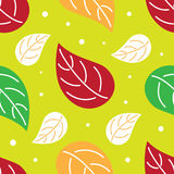 Nature seamless pattern Stock Photo
