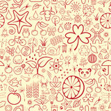Nature Seamless Wallpaper Stock Photos