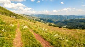 Nature in Serbia Stara Planina Stock Photo