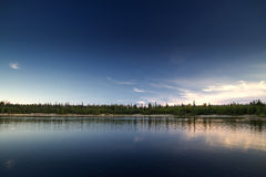 Nature of Siberia Royalty Free Stock Photography