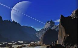 Nature, Sky, Mountain Range, Mountain Royalty Free Stock Photography