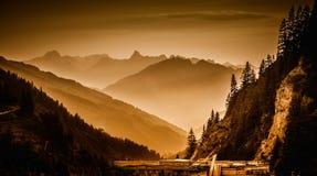 Nature, Sky, Mountainous Landforms, Mountain Stock Photos
