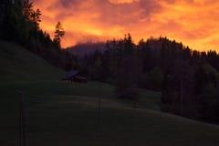Nature, Sky, Wilderness, Dawn stock photo