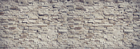 Nature stone wall background and texture Stock Image