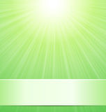 Nature Sunny Background vert illustration stock