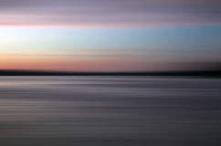 Nature Sunset. Abstract motion blur sunset nature background Royalty Free Stock Image