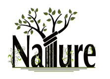 Nature symbol. A illustration of nature symbol Royalty Free Stock Photo