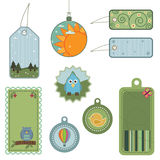Nature tags Royalty Free Stock Image
