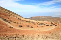 Nature Teide de Tenerife Images stock