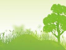 Nature theme background Stock Image