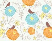 Nature theme wallpaper Stock Photo