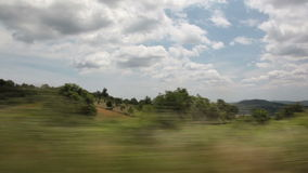 Free Nature Through The Car Window Stock Images - 34924024