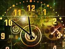 Nature of Time Royalty Free Stock Photography