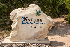 Nature Trail Royalty Free Stock Photos