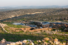 Nature travel in Israel Stock Photo