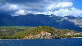 Nature of Turkey Royalty Free Stock Photo