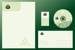 Nature Vector  background Royalty Free Stock Photos