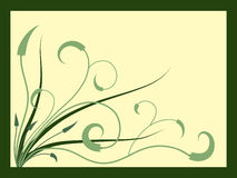 Nature vector backgrounds. Royalty Free Stock Image