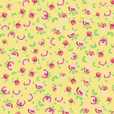 Nature. Vector illustration for children clothes for wallpaper picture Stock Images