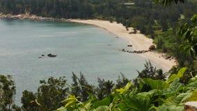 Nature Vietnam. Beach Scene, Tropics. Nature Vietnam. Beach Scene Tropics stock video footage