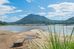 Nature view. Kaeng Khut Khu in Loei,Thailand Stock Image
