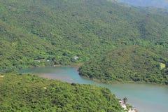 Nature view of sai kung. At hong kong Stock Images