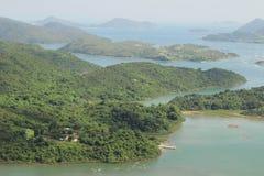 Nature view of sai kung Stock Photos