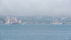 Nature of Vladivostok. Primorsky Krai stock footage