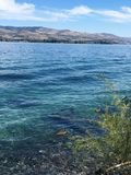 Nature. Washington chelan state park Stock Image