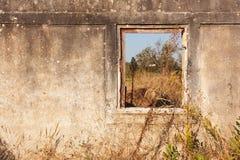Nature Window Royalty Free Stock Image