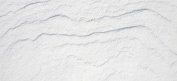 Nature Winter background With Beautiful pattern on snow stock images