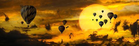 Nature, Yellow, Sky, Atmosphere Of Earth royalty free stock photography