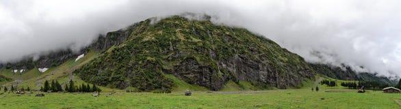 ` Naturel de Hintersee de ` d'alpe de point de repère photographie stock